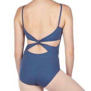 Blue American Ballet Theater Leotard